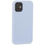 Накладка силиконовая MItrifON для iPhone 12 mini (5.4) без логотипа Seа Blue Голубое море №21