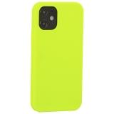 Накладка силиконовая MItrifON для iPhone 12 mini (5.4) без логотипа Green Салатовый №31