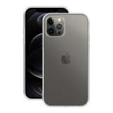 Чехол-накладка силикон Deppa Gel Case Basic D-87747 для iPhone 12 / 12 Pro (6.1) Прозрачный