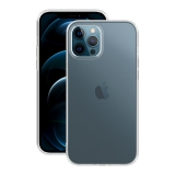 Чехол-накладка силикон Deppa Gel Case Basic D-87748 для iPhone 12 Pro Max (6.7) Прозрачный