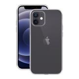 Чехол-накладка силикон Deppa Gel Case D-87702 для iPhone 12 mini (5.4) 1.0 мм Прозрачный