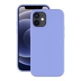 Чехол-накладка силикон Deppa Soft Silicone Case D-87776 для iPhone 12 mini (5.4) Лавандовый