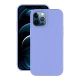 Чехол-накладка силикон Deppa Soft Silicone Case D-87772 для iPhone 12 Pro Max (6.7) Лавандовый
