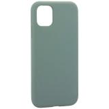 Чехол-накладка силиконовая K-Doo iCoat Liquid Silicone для iPhone 11 (6.1) Бриллиантово-зеленый