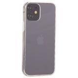 Чехол-накладка пластиковая K-Doo Guardian для Iphone 12 mini (5.4) с силиконовым бортом Прозрачный