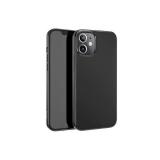 Чехол силиконовый Hoco Fascination Series ультратонкий для iPhone 12 / 12 Pro (6.1) Черный