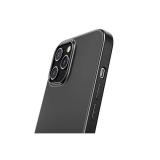 Чехол силиконовый Hoco Fascination Series ультратонкий для iPhone 12 Pro Max (6.7) Черный