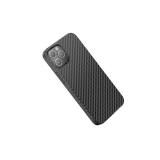 Чехол силиконовый Hoco Delicate Shadow Series для iPhone 12 / 12 Pro (6.1) Черный