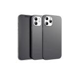 Чехол пластиковый Hoco Thin Series для iPhone 12 / 12 Pro (6.1) Черный