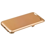 Чехол аккумулятор для iPhone 6S Plus Meliid Power Bank Case 4200 mAh, цвет золотистый