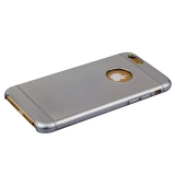 Накладка металлическая iBacks Premium Aluminium case for iPhone 6s/ 6 (4.7) - Essence (ip60020) Silver Серебро