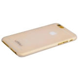 Накладка пластиковая Umku для iPhone 6s Plus/ 6 Plus (5.5) Soft-touch Белая