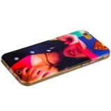 Чехол-накладка UV-print для iPhone 6s/ 6 (4.7) силикон (18+) тип 77