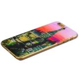 Чехол-накладка UV-print для iPhone 6s/ 6 (4.7) пластик (города и страны) тип 65