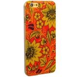 Чехол-накладка UV-print для iPhone 6s Plus/ 6 Plus (5.5) пластик (цветы) тип 39