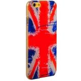 Чехол с рисунком для iPhone 6S Plus GA - Print Британский флаг вид 28