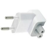 Вилка для блока питания Apple MacBook, цвет белый