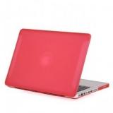 Чехол для Apple MacBook Pro Retina 13 BTA - Workshop матовый, цвет розовый