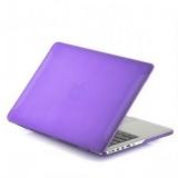 Чехол для Apple MacBook Pro Retina 13 BTA - Workshop матовый, цвет фиолетовый