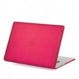 Чехол для Apple MacBook Pro Retina 15 BTA - Workshop матовый, цвет розовый