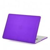 Чехол для Apple MacBook Pro Retina 15 BTA - Workshop матовый, цвет фиолетовый
