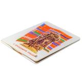 Чехол-книжка кожаный Jisoncase Executive Print для iPad 4 / 3 / 2 JS-IPD-06 с рисунком (праздники) Победа 1945 тип 003