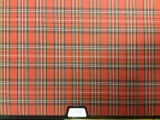 Чехол для Apple MacBook Pro Retina 15 BTA - Workshop, цвет клетка красная