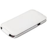 Чехол Exakted для Samsung Galaxy A8 SM - A800F с откидным верхом Белый