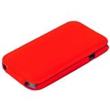 Чехол Exakted для Samsung Galaxy Star Advance SM - G350E с откидным верхом Красный